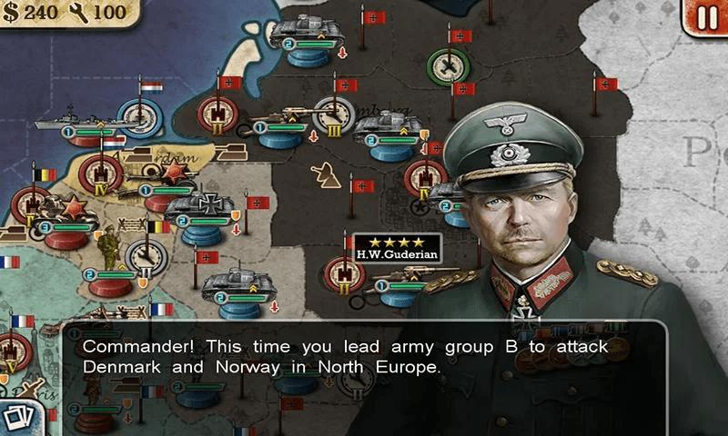 دانلود بازی موبایل World Conqueror 2