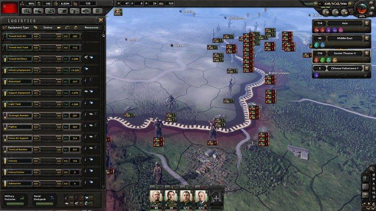 بهترین بازیهای استراتژیک جنگ جهانی دوم