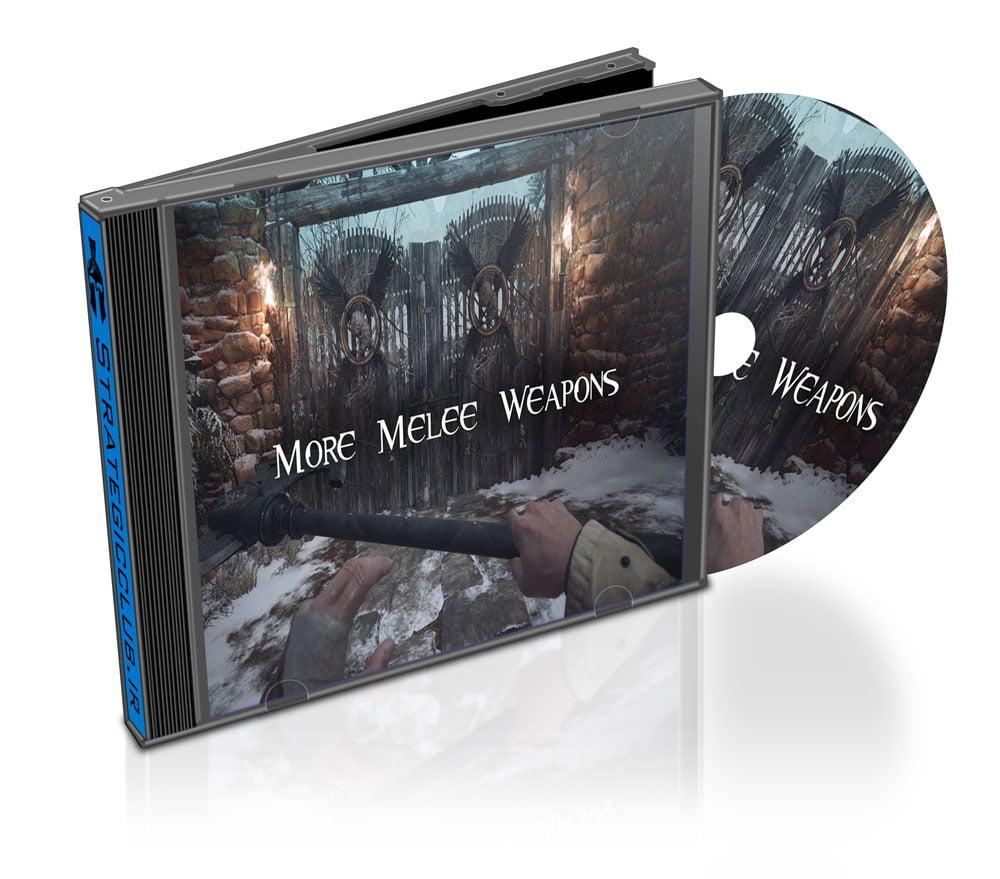 دانلود مد More Melee Weapons برای بازی Resident Evil Village