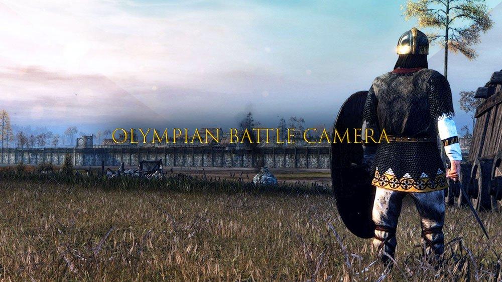دانلود مد Olympian Battle Camera برای بازی Total War: Attila