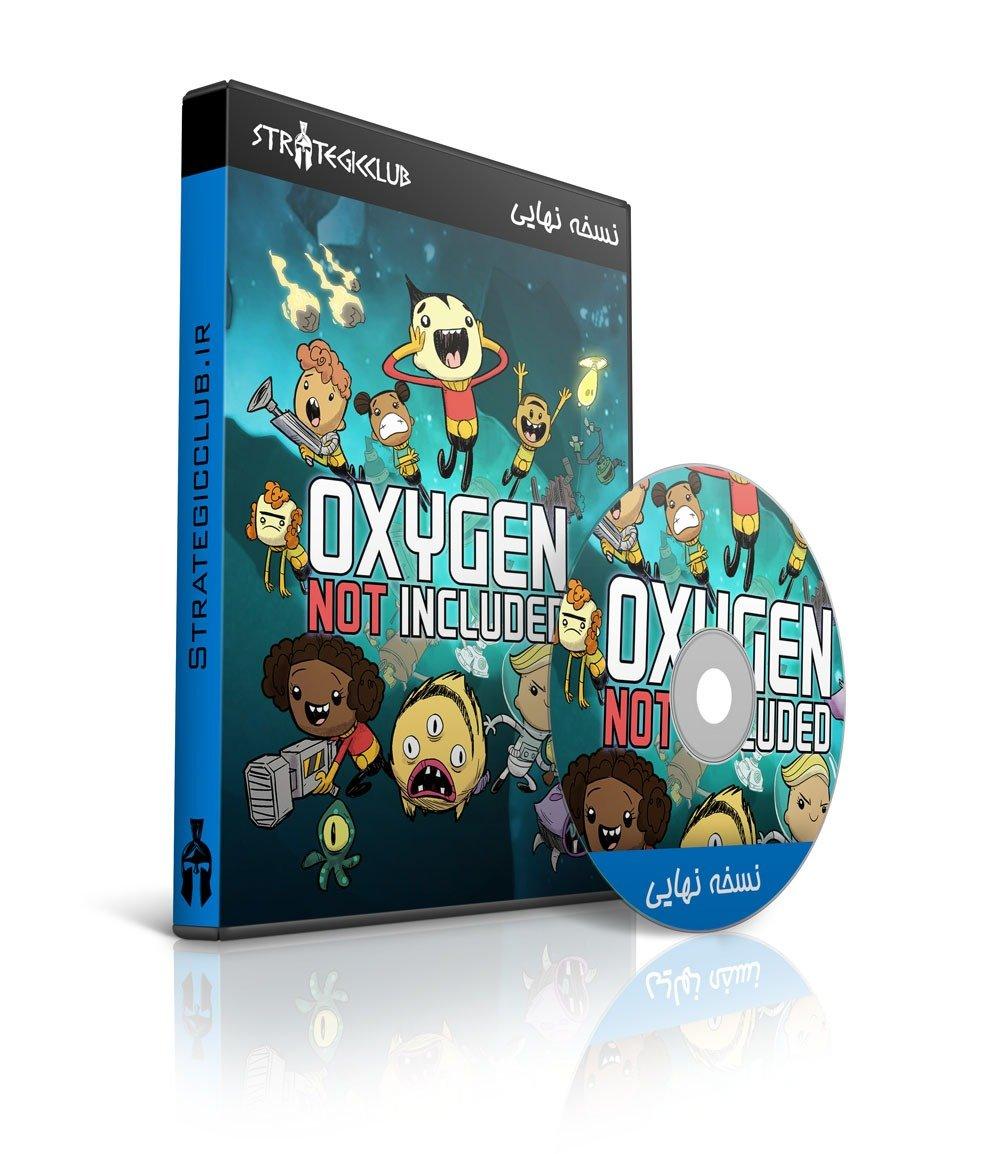 دانلود بازی Oxygen Not Included