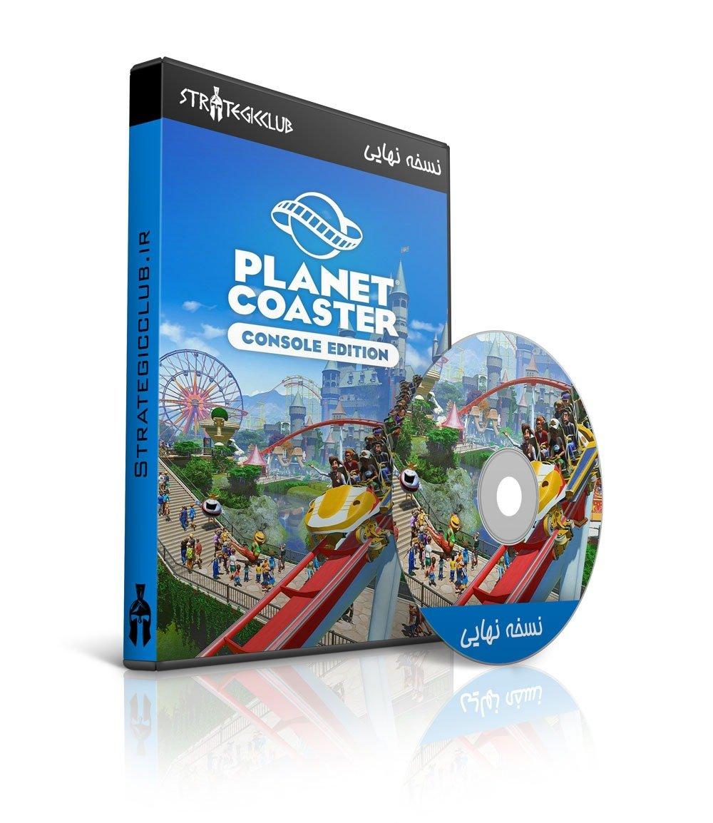 دانلود بازی Planet Coaster