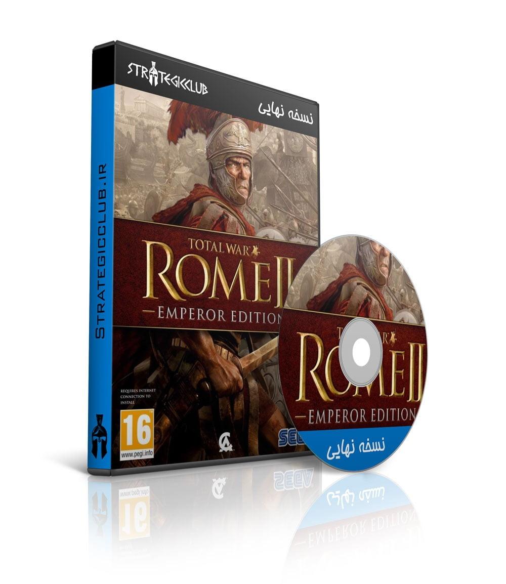 دانلود بازی Total War: ROME II - Emperor Edition
