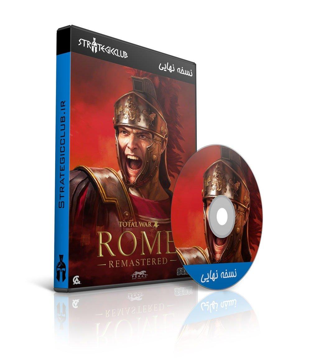 دانلود بازی Total War: Rome Remastered
