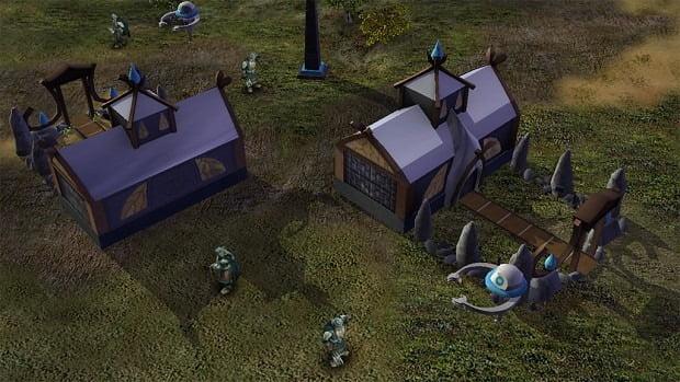 دانلود مد Stargate Universe برای بازی C&C: Generals Zero Hour