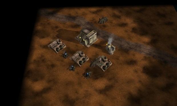 دانلود مد Human-Covenant War برای بازی C&C: Generals Zero Hour