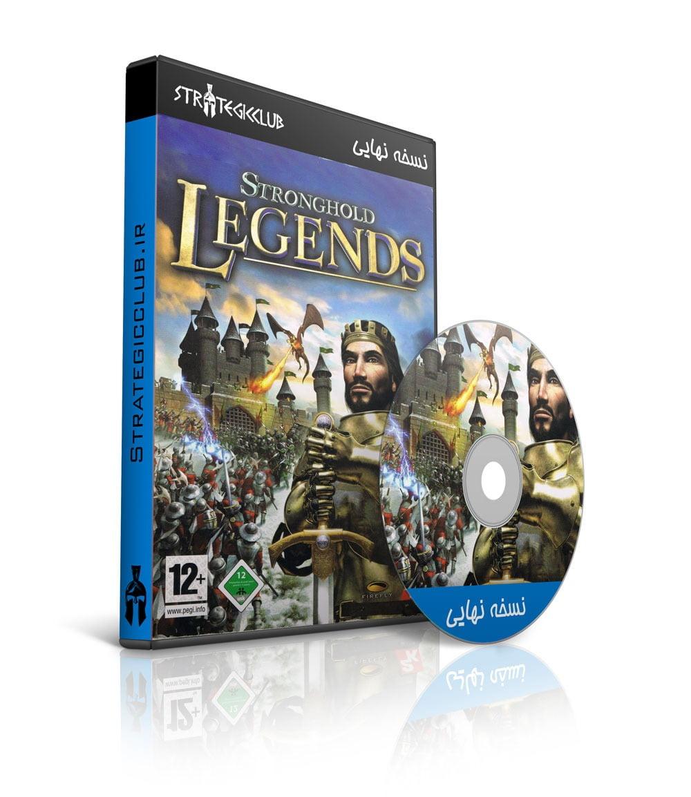 دانلود بازی Stronghold Legends دوبله فارسی
