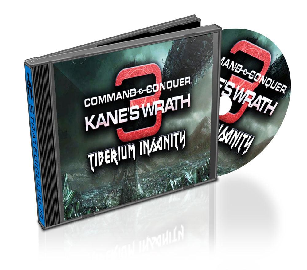دانلود مد Tiberium Insanity برای بازی C&C3: Kane's Wrath