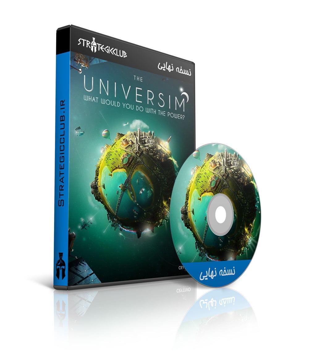 دانلود بازی The Universim