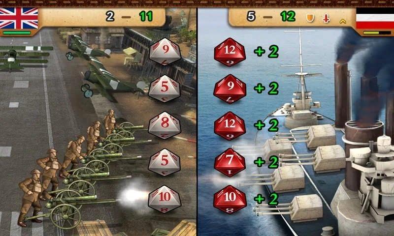 دانلود بازی موبایل European War 3
