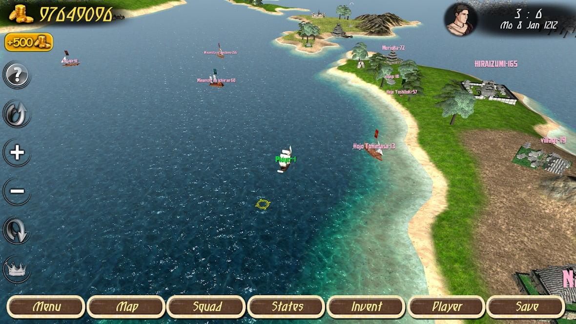 دانلود بازی موبایل Steel And Flesh 2: New Lands