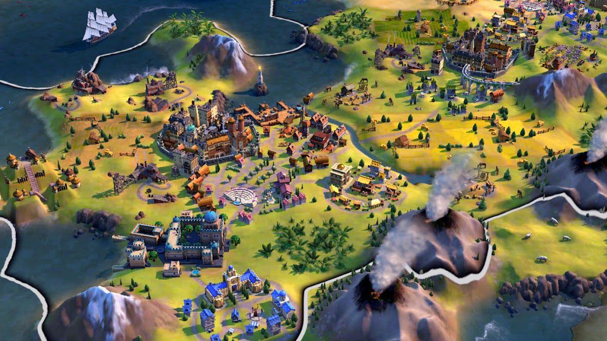 دانلود بازی موبایل Civilization VI
