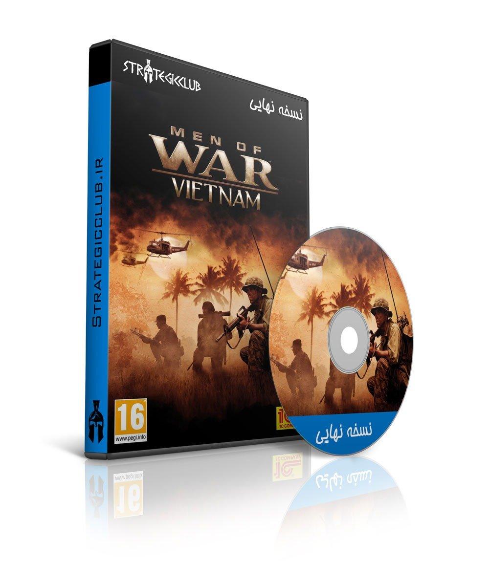 دانلود بازی Men of War: Vietnam